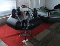 Транцевые колеса КТ-8 «ТЕХНОПАРУС»