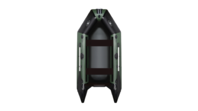 D-275 зеленая без настила