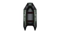 D-275 зеленая, без палубы