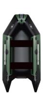 D-249, зелёная, без палубы