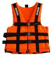 Страховочный жилет сигнальный (оранжевый)